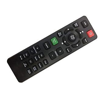 Fácil de repuesto DLP proyector mando a distancia para Benq MX660P ...