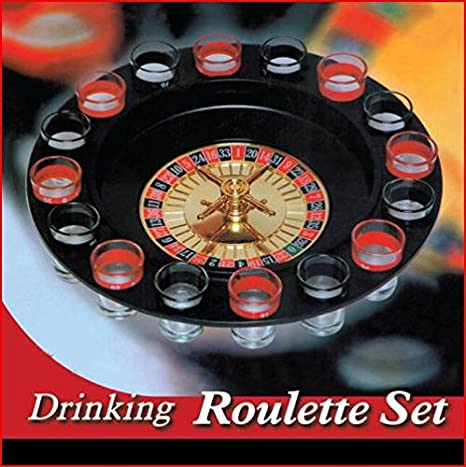 Roulette drinking game shooter set rules what number is most common in roulette