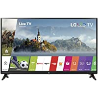 LG 32-Inch 720p Smart LED TV 32LJ550B (2017)