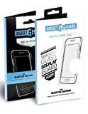 Gadget Guard Black Ice Edition Tempered Glass Screen Guard For Motorola Moto Z2 Play - Clear
