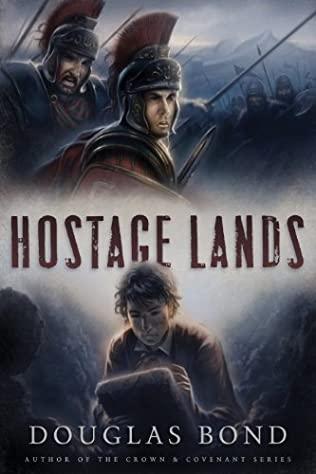 book cover of Hostage Lands