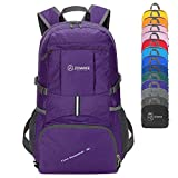 Best Daypacks - ZOMAKE Lightweight Packable Travel Backpack, 35L Water Resistant Review
