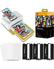 Kodak Dock Plus & Bluetooth Portable 4x6 Instant Photo Printer