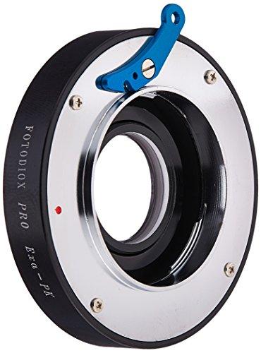 Fotodiox Pro Lens Mount Adapter - Exakta, Auto Topcon SLR Lens to Pentax K (PK) Mount SLR Camera Body