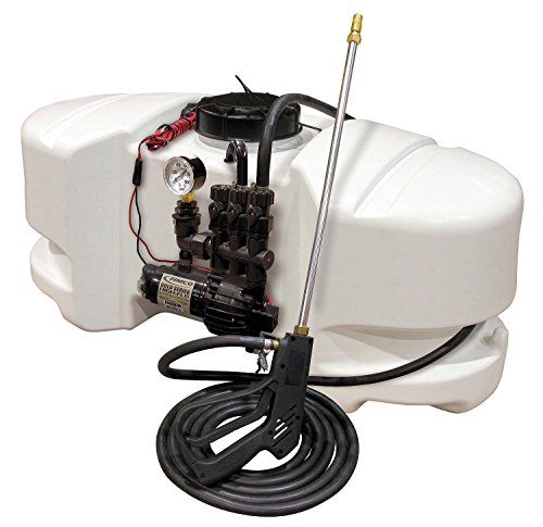 FIMCO 25 Gallon Spot Sprayer with a 12 Volt, 2.1 GPM Pump...