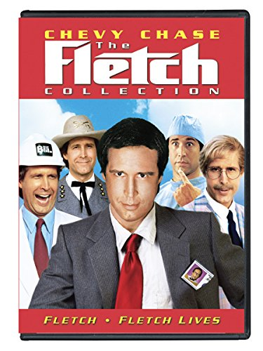 The Fletch - Chevy Chase Dvd Collection