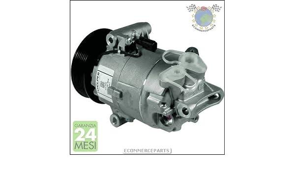 Bna Compresor Aire Acondicionado SIDAT Renault Megane II diese: Amazon.es: Coche y moto
