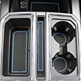 2017 2018 Ford F-150 Custom Fit Cup Holder and Door Liner Accessories F150