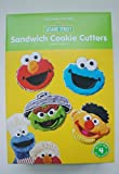 Sesame Street Sandwich Cookie Cutters Mold Set Review and Comparison