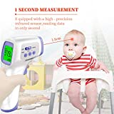 Non-Contact Forehead Thermometer, Amerzam