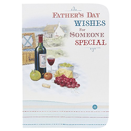 er's Day Someone Special Traditional Die Cut Card ()