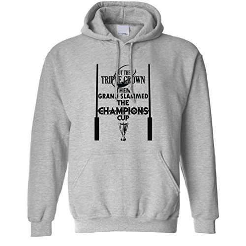 Got The Triple Crown Then Grand Slammed Champions Cup 6 Nations Hoodie