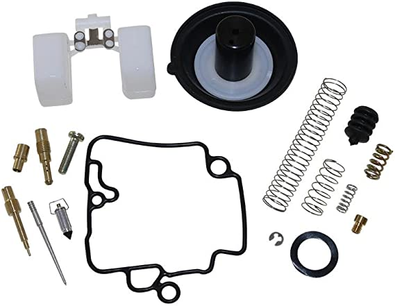 Carburettor Repair Kit For 50 Cc 4 Stroke China Scooter Baotian Rex Rs450 Standard Carburettor Agm Benzhou Ering Explorer Flex Tech Fly Scooters Gorilla Huatian And Much More Auto