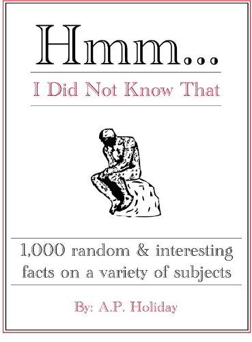 interesting subjects