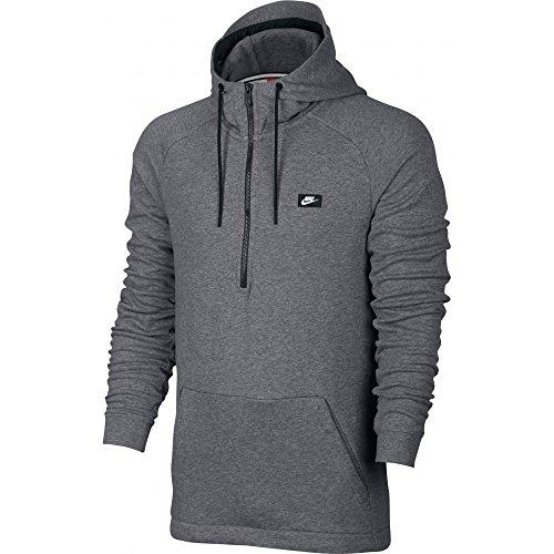 Nike Sportswear Modern Men's Hoodie (Large, Carbon Heather)