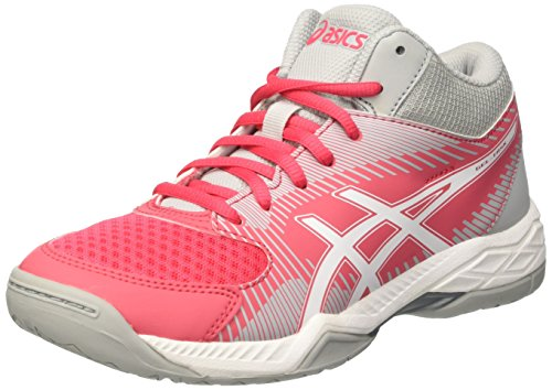 Mt Rosa Task Damen Mid Mehrfarbig Volleyballschuhe White Asics Gel Grey Red Rouge tXqpxCwE