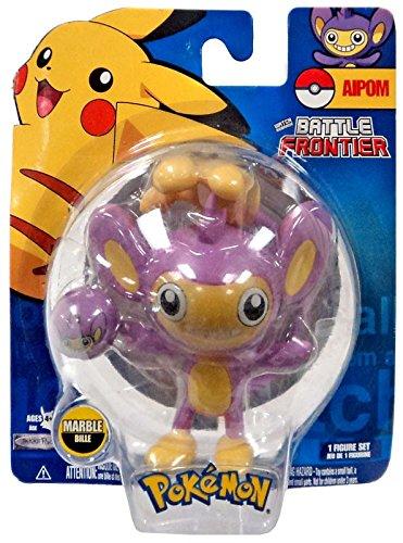 Jakks Pacific Pokemon Battle Frontier Series 2 Aipom Figure Battle Frontier Series 2 Figure