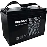 Universal Power Group UB62000 6V 200AH Battery for Champion M83CHP06V27 Golf Cart RV Boat