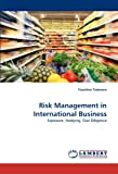 Risk Management in International Business, Faustino Taderera, 3838384431