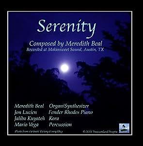 Serenity (feat. Jon Lucien, Jaliba Kuyateh & Mario Vega)