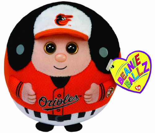 (Ty Beanie Ballz MLB Baltimore Orioles Plush)