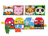 Best Melissa & Doug Books For One Year Old Boys - Melissa & Doug Soft Activity Baby Book Set: Review