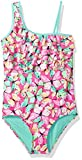 Limited Too Toddler Girls' Butterfly Love 1pc Swim, Pink, 2T