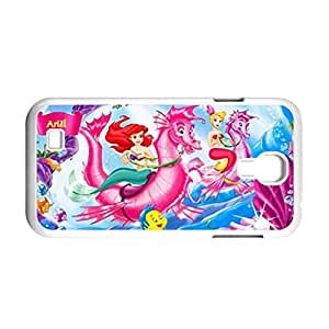 Printing The Little Mermaid For Galaxy I9500 Protection Back Phone Case For Women Choose Design 1