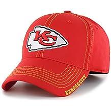 OTS NFL Unisex-Adult Start Line Center Stretch Fit Hat