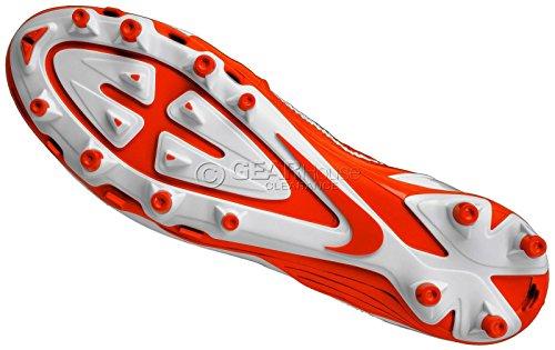 new concept 17280 83168 Crampons De Football Pour Homme Nike Alpha Pro Td Low Orange   Blanc  579545-181