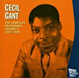 Cecil Gant The Complete Recordings 1947-1949 Vol. 5