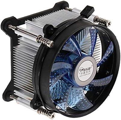 B Blesiya 1 Pieza Radiador de CPU de Aluminio con Disipador de ...