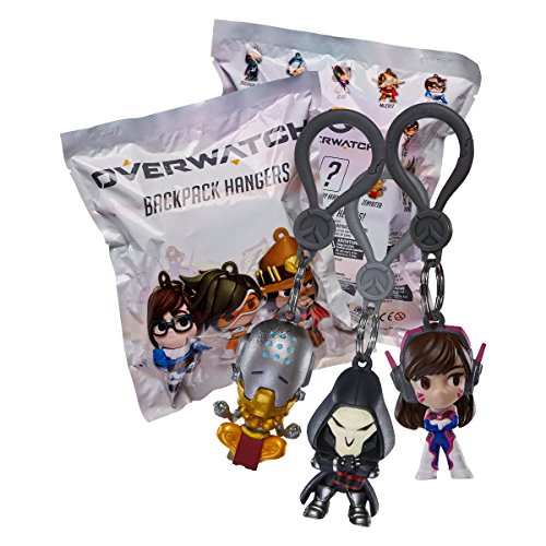 Overwatch Back Pack Hangers Series 1 (PS4)