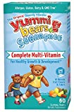 Yummi Bears Sugar Free  Multivitamin and Mineral for Kids, 60 Gummy Bears