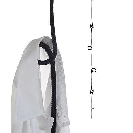 Peppermint Loop Rope - Distressed Perchero de Cuerda ...
