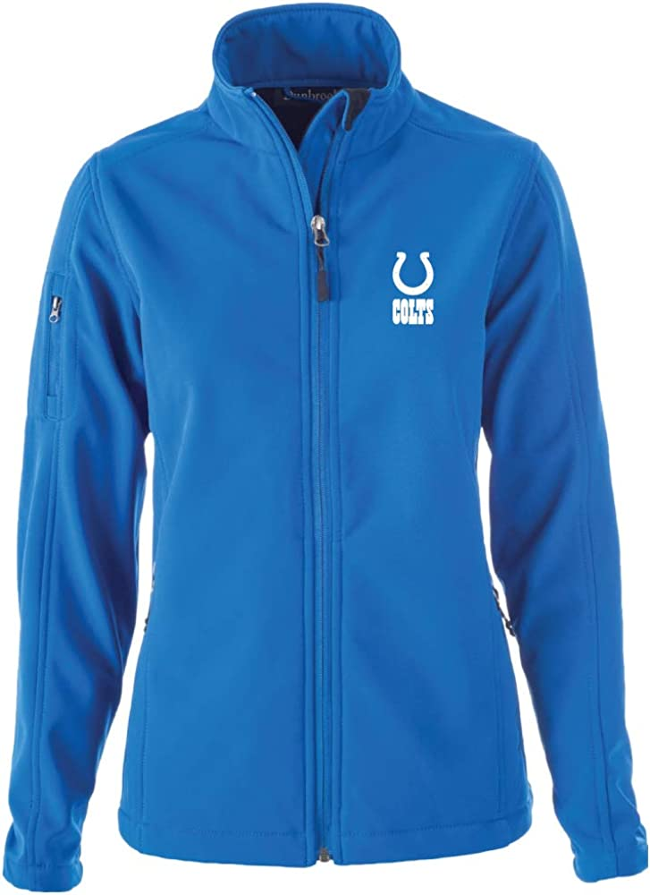 Dunbrooke Apparel NFL womens Sonoma Softshell Jacket