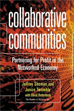 By David Rottenberg Collaborative Communities [Hardcover] PDF