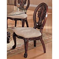 Coaster Tabitha Elegant Side Dining Chair - Set of 2