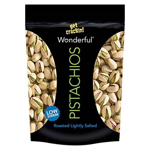 Pistachios Lightly Salted, Roasted