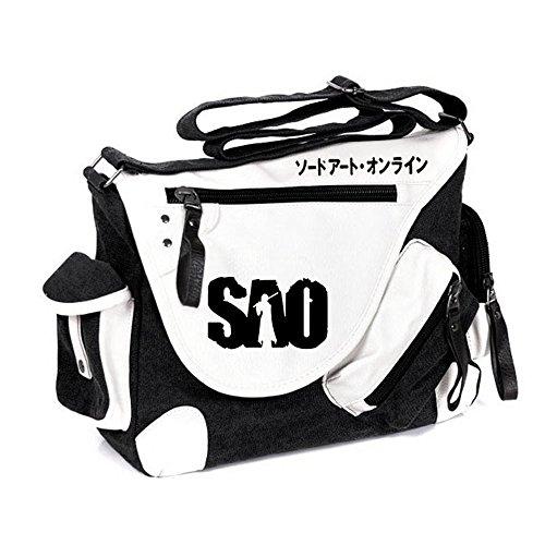 Siawasey Japanese Backpack Messenger Shoulder