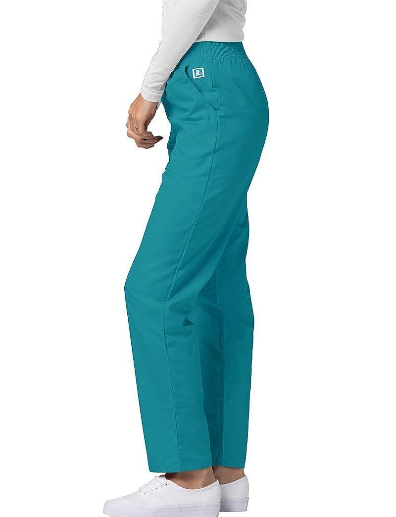 Pantaloni da Donna Uniforme Ospedale 502 Colore: NVY Dimensione: XXS Pantaloni Camice Medico