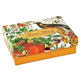 Michel Design Works Triple Milled Double Soap Box Set, Autumn Harvest For Sale