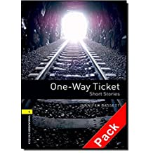 Oxford Bookworms Library, New Edition: Level 1 (400 headwords) One-Way Ticket Audio CD Pack