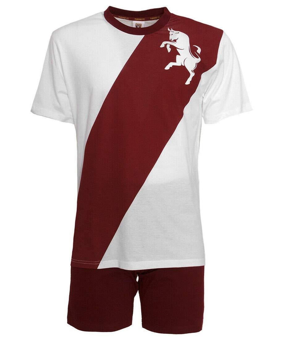 Pijama niño Torino FC Verano Corto niño Tifoso Granada PS 30147 ...