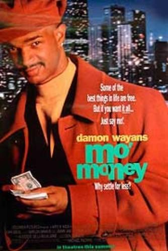 Mo Money Advance 27X40 Damon Wayans Poster