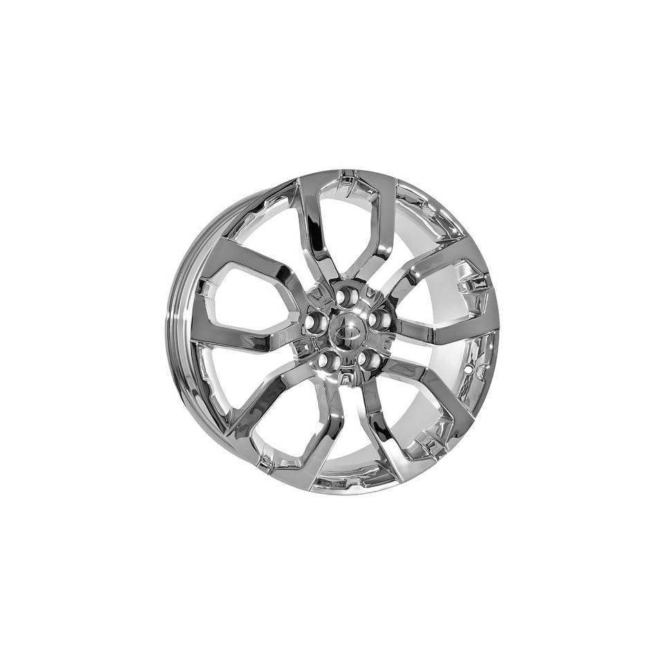 20 Land Rover Range Rover HSE Sport Chrome Wheels Rims