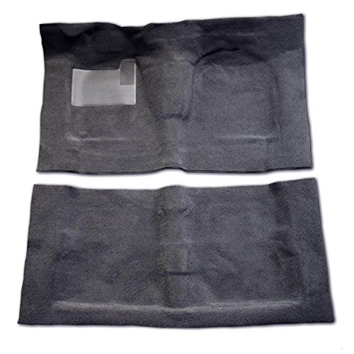 Nifty Products Carpet Kit - Nifty Products 120713 Pro-Line Replacement Carpet Passenger Area Charcoal