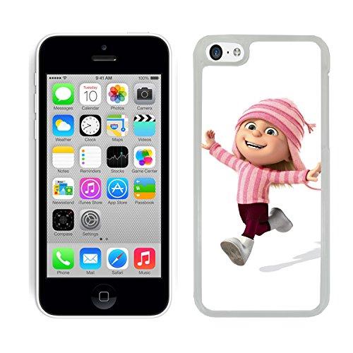 Despicable Me Moi moche et méchant Film Minions cas adapte iphone 5C couverture coque rigide de protection (15) case pour la apple i phone 5 C cover Skin