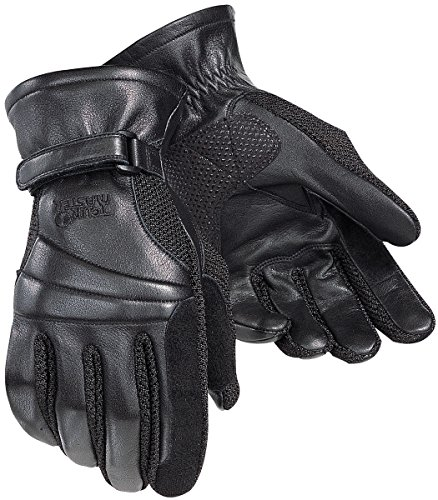 Tourmaster 'Gel Cruiser 2' Mens Leather/Textile Gloves - 3X-Large