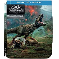 Jurassic World: Fallen Kingdom (SteelBook)